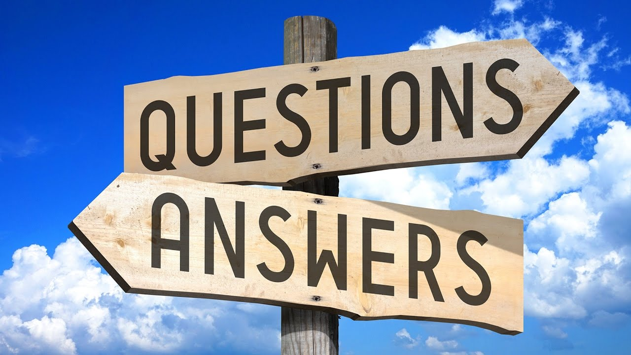 Questions and Answers by Chuck Wilson ARPTalk Associate reformed Presbyterian Church